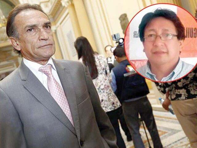 Detienen a implicado en muerte de asesor de congresista Héctor Becerril