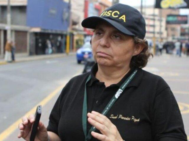 """Paredes explica su renuncia a Somos Perú: """"no podría estar con alguien de FP al lado"""""""