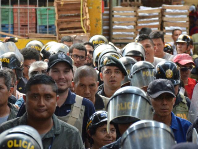 Forsyth denunció llegada de 2 sicarios del norte del país tras operativo al Mercado de Frutas