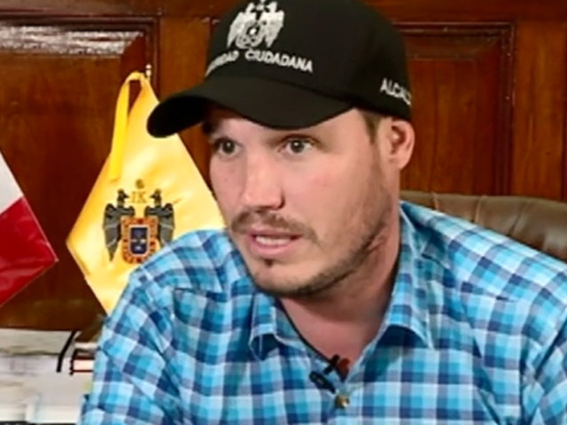 George Forsyth se pronunció así tras incidente en ceremonia de La Victoria