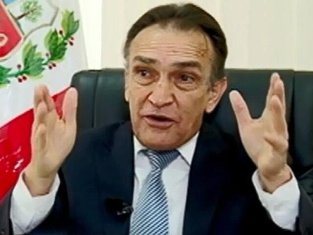Congresista Becerril pide destituir a fiscales que filtren información reservada