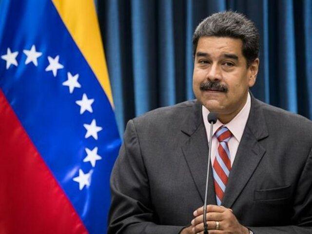Venezuela: Maduro dijo que discurso de Pence en la ONU es