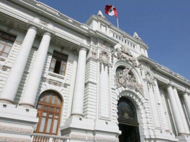 Ejecutivo retira bicameralidad de reforma política