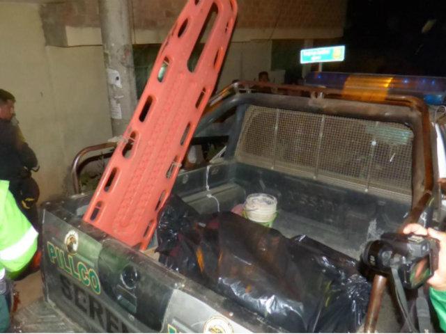 Huánuco: joven de 21 años fallece tras ser apuñalada por su pareja