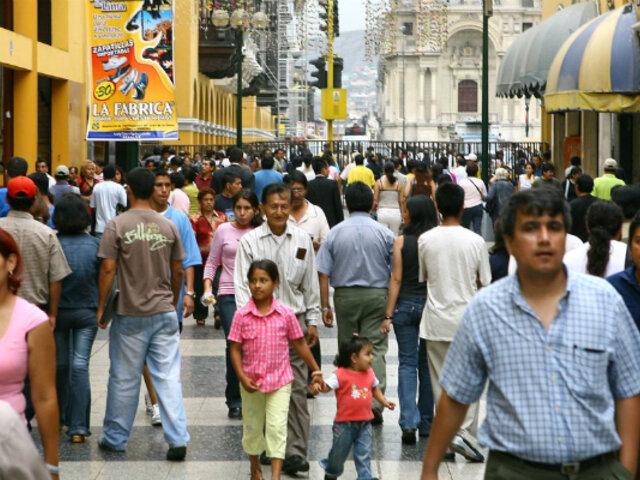 INEI: inflación a nivel nacional subió 0.14% en octubre