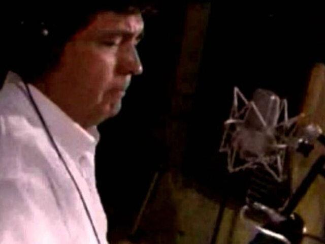 Alan García grabó junto al gran 'Zambo Cavero'