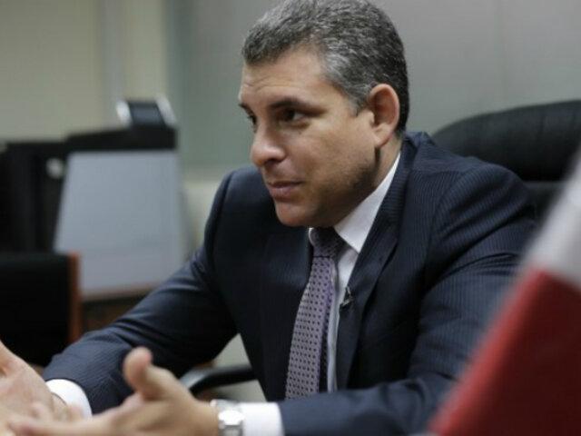 """Rafael Vela sobre Toledo: """"Autoridades de EEUU están convencidas de que hay causa probable de investigaciones"""""""