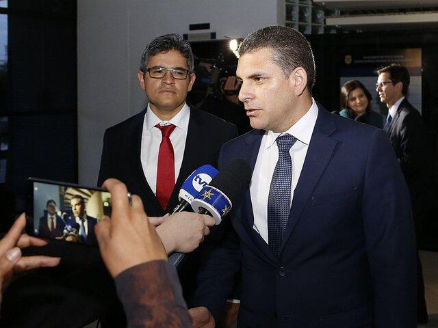 Fiscal Rafael Vela: Barata respondió rigurosamente a todas las preguntas