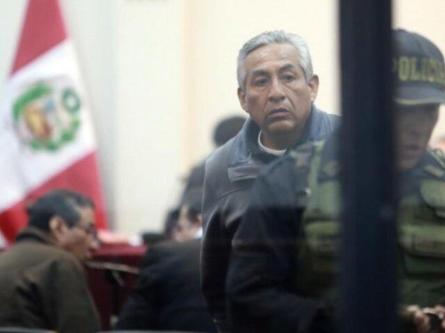 Declaran nula la sentencia que absolvió a 'Artemio' de emboscadas en Alto Huallaga