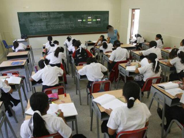 Flor Pablo: Año Escolar 2020 iniciará el próximo lunes 16 de marzo