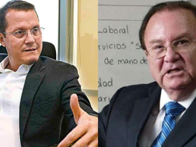 Barata habría prometido pagar US$3 millones para continuar obras en gobierno de García