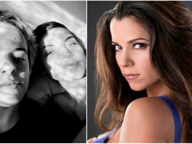 Vanessa Terkes: hija de actriz presenta a su novia en redes sociales