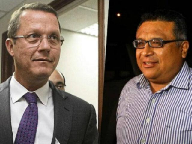 Filtran conversación entre Erasmo Reyna y Jorge Barata en Curitiba