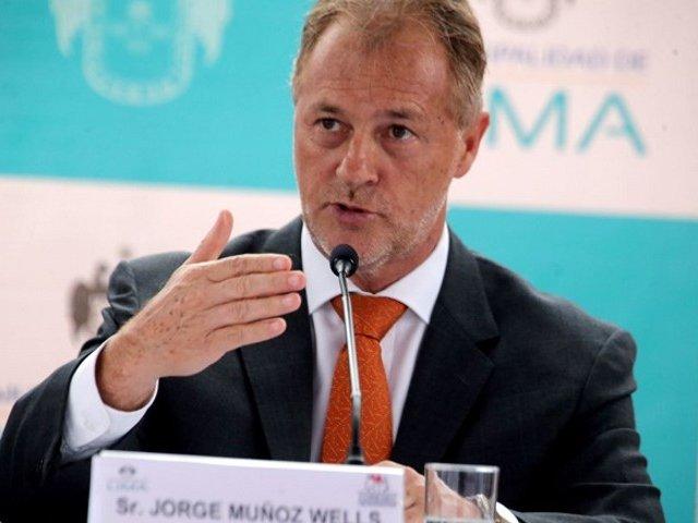 Jorge Muñoz deja sin efecto el aumento de sueldo a funcionarios municipales