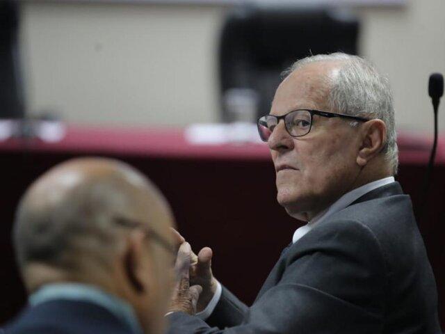 PPK: Ministerio Público inicia interrogatorio por Interoceánica