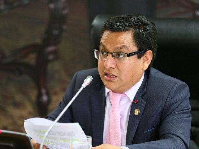 César Vásquez: el caso de corrupción más grave es el de Villarán