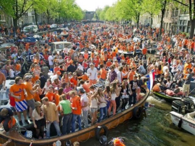 'Día del Rey Holanda 2019': fiesta sin reglas
