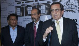 Bancada aprista rechazó declaraciones de Miguel Atala