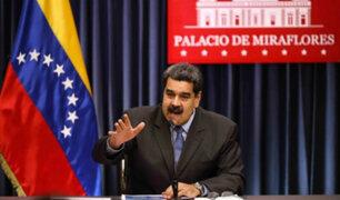 """Nicolás Maduro: """"Se puede ver una Venezuela mayoritariamente en paz"""""""