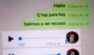 'Raqueteros' usan WhatsApp para coordinar sus asaltos