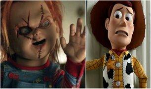 Chucky asesina a Woody de Toy Story en nuevo póster de Child's Play