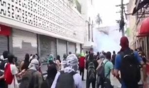 Honduras: continúan violentas protestas por reformas del Gobierno