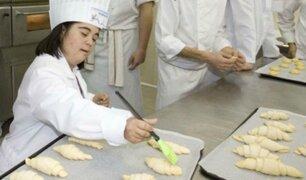 Estudiantes crean aplicación para que jóvenes con síndrome de Down consigan trabajo
