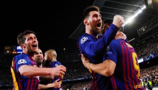 Barcelona goleó 3 a 0 a Liverpool en semifinal de la Champions League