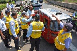 Ciudadanos están de acuerdo con que municipios fortalezcan la fiscalización de mototaxis