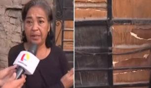 SMP: vecinos de la urbanización Fiori viven aterrados por inseguridad