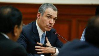 """Premier Del Solar: """"Alan García decidió quitarse la vida cuando la justicia tocó su puerta"""""""