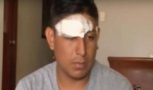Joven resulta gravemente herido tras gresca con ciudadanos extranjeros