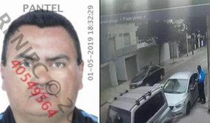 Miraflores: despiden y denuncian a sereno que robo celular a taxista