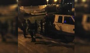Naufragio en el Callao: así fue el rescate de adolescentes en el yate