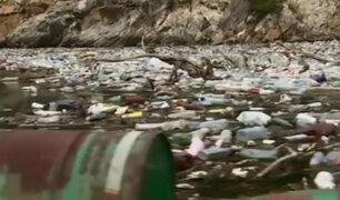 Ríos fluyen con toneladas de basura en Bosnia y Serbia