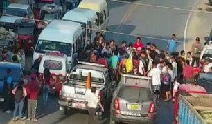 Cañete: camioneta atropella a niña de 10 años