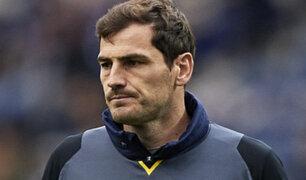 Iker Casillas se pronunció tras rumores sobre su posible retiro