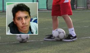 Padre de familia muere tras beber agua helada después de jugar fulbito