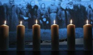 Israel celebra el día de la conmemoración del Holocausto