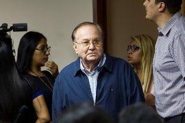 Luis Nava fue recluido en el penal Miguel Castro Castro