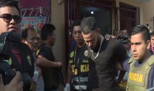SMP: detienen a banda de extranjeros cuando planeaban realizar un secuestro