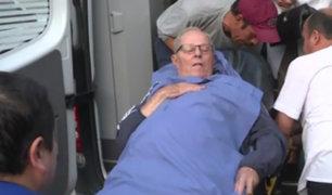PPK fue llevado a su casa donde cumplirá arresto domiciliario