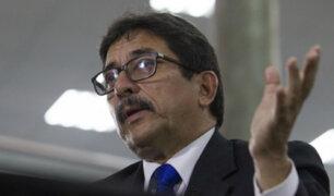 """Enrique Cornejo:""""Nunca he pertenecido a una organización criminal"""""""