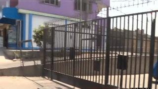 SJL: vecinos enrejan calles y parques por constantes asaltos