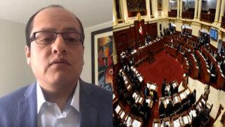 Víctor Quijada: Coyuntura política debe permitir un cambio generacional