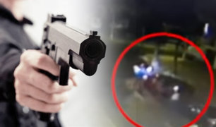Cámara captó instante en que turistas son asaltadas en Miraflores
