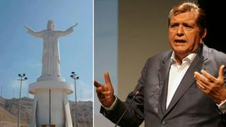 Jorge Barata explicó por qué Odebrecht donó el Cristo del Pacífico