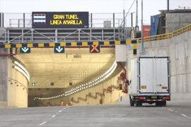 Línea Amarilla cumple un año uniendo en minutos La Molina y Callao