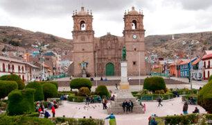Puno: remodelación de Plaza de Armas inicia este 15 de mayo