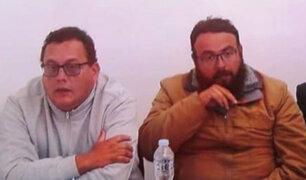 Congreso: reacciones tras liberación de hermanos Chávez Sotelo